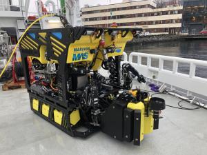 ROV Skids and Tooling