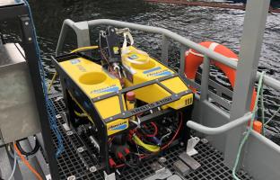 2019 - Mini 111 delivered to Frøy Vest AS