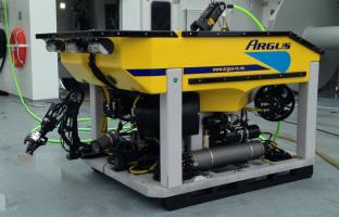 2015 1500msw Mariner ROV system delivered to KB Dykk AS, KB Holmtun